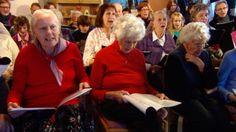 Video reportage Koppen - Muziek en dementie (de kracht van muziek - muziektherapie - Music for Life en The Betty's)