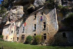 La Maison forte de Reignac, somewhere in the Dordogne, a region of France I have yet to explore