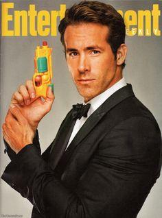 Reynolds. Ryan Reynolds.