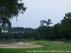 Caledonia Golf and Fish Club  Bunkers