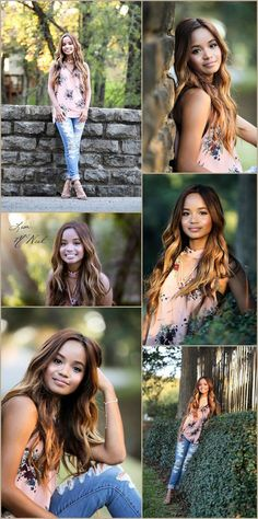 Beautiful Flower Mound Marcus Girl - Senior Pictures by Lisa McNiel