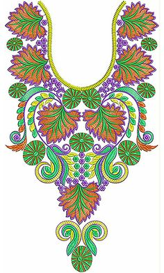 Lahore Clothing Latest Embroidery Dresses Design
