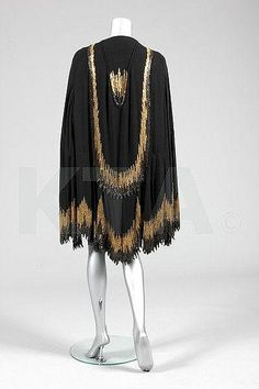 Cape Coco Chanel, 1927 Kerry Taylor Auctions