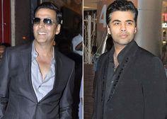 Karan Johar gave title Singh Is Bling to Akshay Kumar
