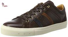 Pantofola d'Oro  Monza Uomo Low, chaussons d'intérieur Homme -Braun (Coffee Bean) 41 EU - Chaussures pantofola doro (*Partner-Link)