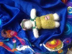 Needle felted doll 4