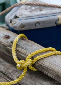 Beach Art Boats Dock Rope Knots Dories Weathered Old by klgphoto, $50.00