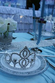 Cinderella Princess Birthday Party Ideas | Photo 1 of 8 | Catch My Party