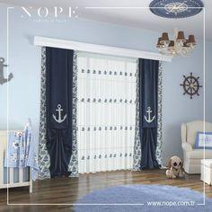 Nope'nin şirin tasarımlarıyla çocuk odalarınızı renklendirin.
