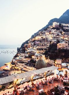Positano, Italy | photo by katie quinn davies