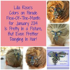 The Colors on Parade Flexi of the Month looks even better in person! Get yours while supplies last at www.lillarose.biz/DebToms There is even a Hairband to match!