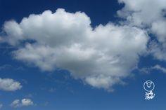 Samsø's blue sky - Denmark