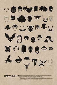 Batman & Co Art Print, officially on the recreation to-do list Batwoman, Nightwing, Batgirl, Im Batman, Batman Art, Batman Quilt, Batman Stuff, Professor Pyg, Dc Comics