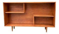 Vintage Mid Century Cube Insert Bookcase on Chairish.com