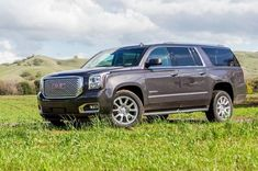The GMC Yukon Denali has come a long way since the first generation. While just as bossy as before, the 2015 model year brings with it never-before-seen levels of refinement and technology. The 2015 Denali is finally a truck worthy of its success. Gmc 2015, Yukon Denali, Suv Cars, Digital Trends, New Trucks, Car Brands, Hummer, My Ride, Dream Cars