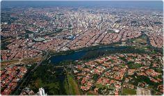 """Cidade de Campinas """"Princesa d'Oeste"""", localizada no Estado de São Paulo! #campinas #saopaulo #viagem."""