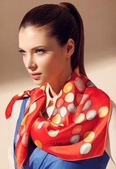 silk scarves - Buscar con Google
