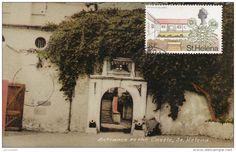 Postcards > Africa > Ascension Island - Delcampe.net