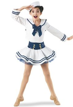 Weissman® | Navy Sailor Character Costume