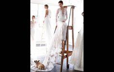 Bridal Fashion Week : les robes de mariée les plus spectaculaires