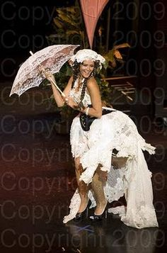 Belgium Miss Universe 2009 National Costumes
