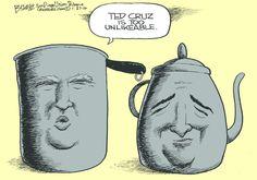 Editorial cartoon by Steve Breen found on theweek.com on Thursday, January 28, 2016