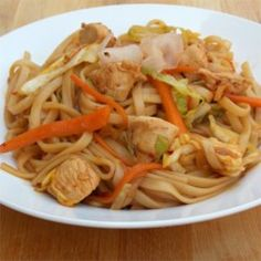 Chicken Yakisoba - Allrecipes.com