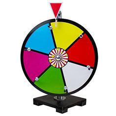 Whether you have an important business tradeshow to attend, need something new and exciting for a fundraiser or annual meeting, or need a fun game for your child's birthday party or school carnival, our 12 inch Color Dry Erase Prize Wheel is the perfect s Kids Carnival, School Carnival, Carnival Games, Nutrition Tracker App, Nutrition Guide, Nutrition Education, Physical Education, Prize Wheel, Wooden Pegs