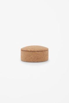 Small cork lens box
