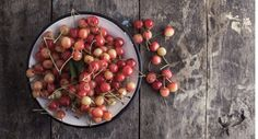 Why we're all chasing cherries this time of year from crumbs mag pinterest