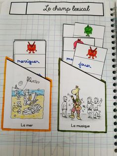 / French Lessons to handle Autism Education, Education Quotes, Cycle 3, French Teacher, Social Stories, French Lessons, Learn French, Interactive Notebooks, France