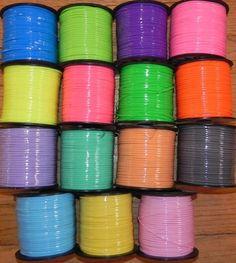 Neon & Pastel Colors - WOW Assortment!