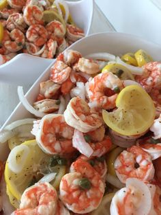 Southern-Style Pickled Shrimp! www.cateringbydebbicovington.com ...