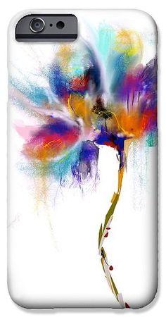 Oriental Blossom iPhone Case by Alexis Bonavitacola