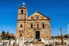 Igreja de Válega - Ovar  Aveiro I Portugal
