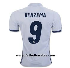 Benzema Real Madrid 2018 Home Team Jersey Chelsea C, Soccer Shirts, Soccer Jerseys, Soccer Shop, Club Shirts, Home Team, Premier League
