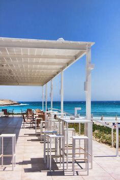 Nissi Beach Cafe, Cyprus