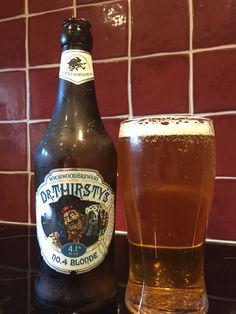 Wychwood Brewery Dr Thirsty