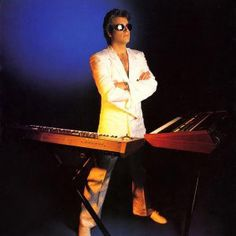 Classic Prince | 1986 Parade + UTCM era - How can anyone forget one of the most amazing keyboard players ever! Dr. Fink! (Matt Fink) I met Dr. Fink at the Fammily Jamm in 2002 backstage at the Forum - what an experience! I nearly met every Revolution member except for Lisa and Atlanta Bliss! Checked that off the Purple Bucket List! .::Modernaire
