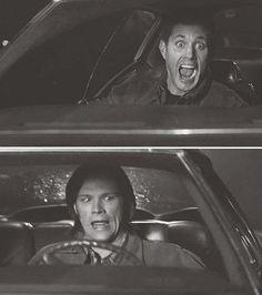 Jensen Ackles | Jared Padalecki | Supernatural