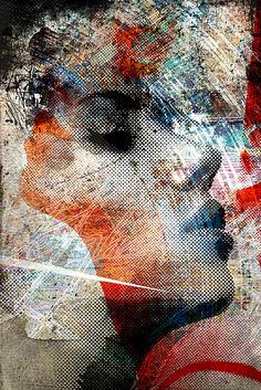 Rupturing Contemplation, Amidst Lucidity by Art By Doc, via Flickr