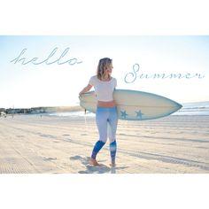 HELLO SUMMER :: SEA, AIR & SUNSHINE what more do you need #stretcheyz #leggings #surfleggings #surf #surfing #sea #beach #sand #surfwear #surfsuit #swim #tights #activewear #summer