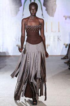Bongiwe Walaza | suaíli Fashion Week