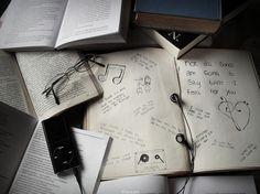 amor, book, fone, iloveyou, lara, lararata