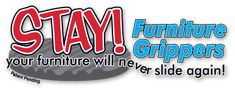 Stay! Furniture Grippers