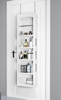 14 brilliant storage ideas for small spaces -  Bathroom Storage Cabinet