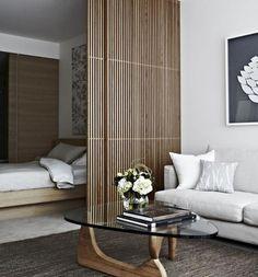 séparation de pièce, comment maximiser l'espace chez vous