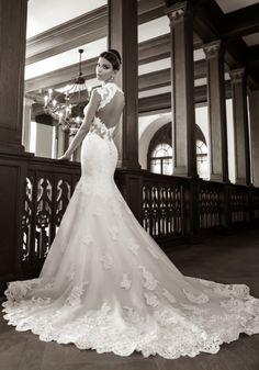 Vestidos de noiva de sonho - BIEN SAVVY  