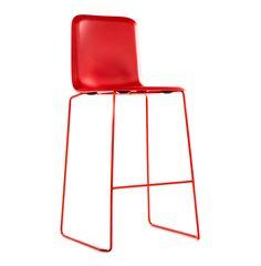 Lensvelt That Chair barkruk - zijkant