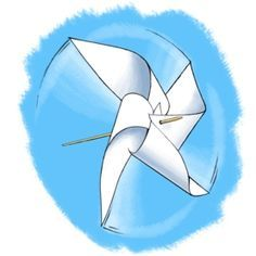 Strong Wind Science: The Power of a Pinwheel - Scientific American